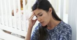 Častý strašiak mamičiek- popôrodná depresia