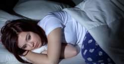 Hyposomnia - porucha spánku