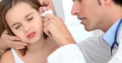 Zápal stredného ucha