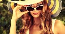 Nenechajte vaše vlasy v lete trpieť a vyskúšajte tieto svieže letné účesy