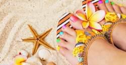 Nebojte sa odhaliť v sandáloch svoje nôžky. Takto ich budete mať dokonalé!