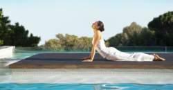 Jogové pozície proti bolestiam chrbta