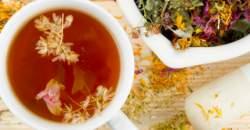 Čaro domáceho bylinkového čaju