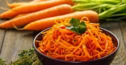 Prečo jesť mrkvu?
