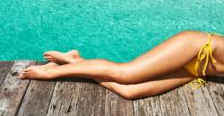 Ako si (aj cez nohy) vyliečiť akné?