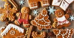 10 tipov ako sa na Vianoce neprejesť