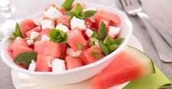 Máte radi melón? Tieto recepty musíte vyskúšať!
