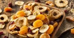 Hoci má sušené ovocie viac kalórií, v obsahu vlákniny vyniká!