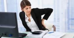 Rozhýbte svoje telo v práci ľahkými strečingovými cvičeniami!