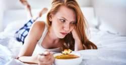 Úprava výživy pri chrípke