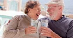 Pitný režim seniorov
