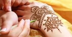 """Nežiadúce účinky farby """"black henna"""""""