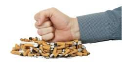 Ako prestať fajčiť?