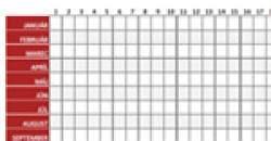 Menštruačný kalendár na stiahnutie