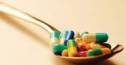Voľnopredajné lieky a potravinové doplnky