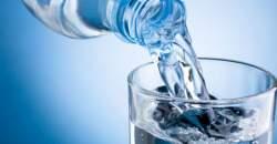 Pred každým jedlom pohár vody!