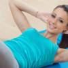 Precvičovanie spodnej časti brucha