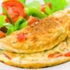 Letná omeleta