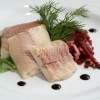 Grilovaný losos na limetkách