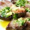 Marinované rezne s grilovanými zemiakmi