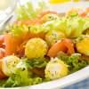 Tvarohové guľky so zeleninou