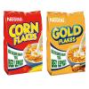 Novinka - bezlepkové cereálie Nestlé Corn Flakes a Gold Flakes!