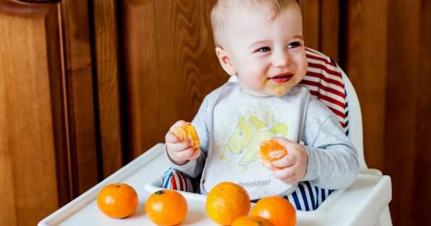 Koľko vitamínu C skutočne potrebujú dojčatá?