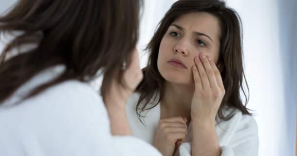 Tmavé kruhy pod očami môžu signalizovať anémiu