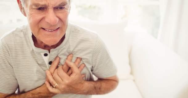 Varovné signály pri infarkte a porážke