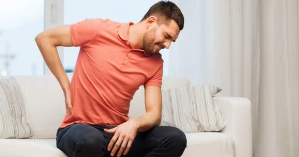 Bolí vás chrbát? Takto si pomôžete