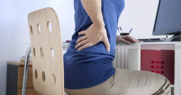 4 tipy na zdravý chrbát