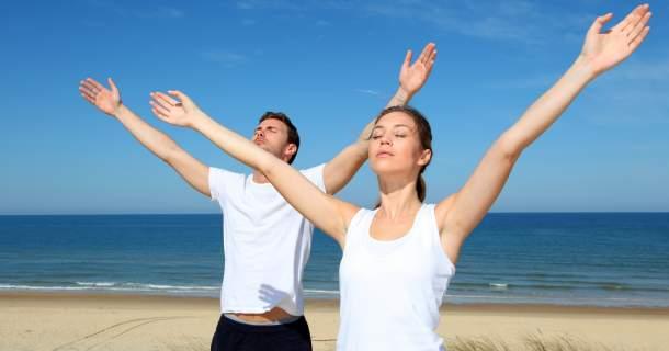 Správne dýchacie techniky - liek na telo aj dušu