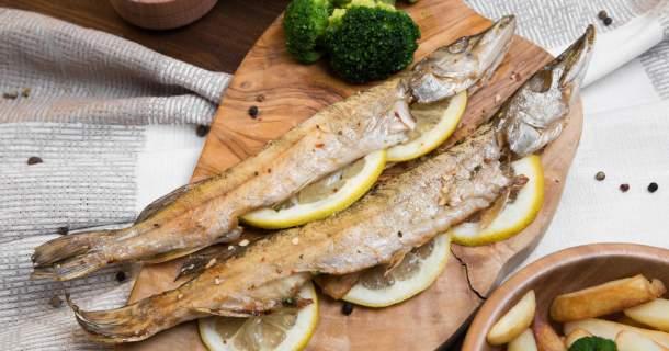 Ryby hrajú prím v severskej kuchyni - skúste morskú štuku
