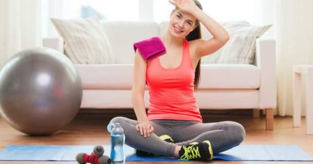 10 rád, ako skutočne začať cvičiť