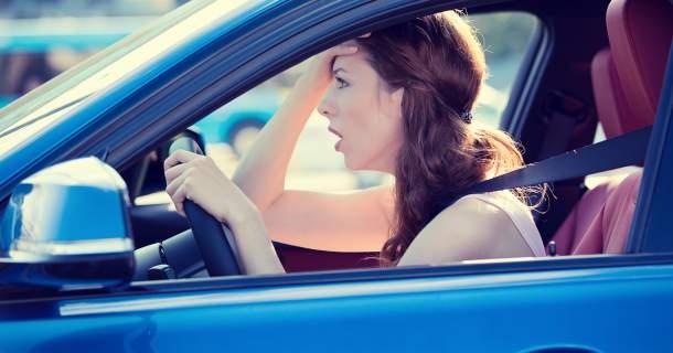 Dopravné zápchy sú škodlivejšie na vaše zdravie ako ste si mysleli