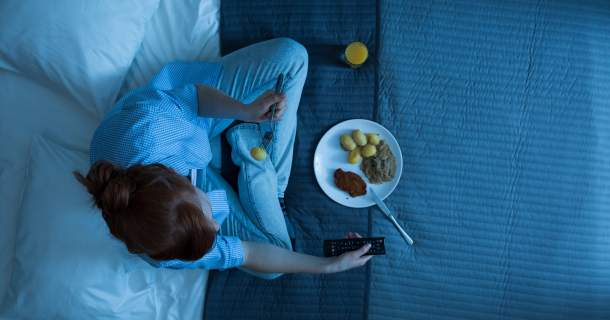 Najlepšie spôsoby, ako spáliť kalórie počas večera