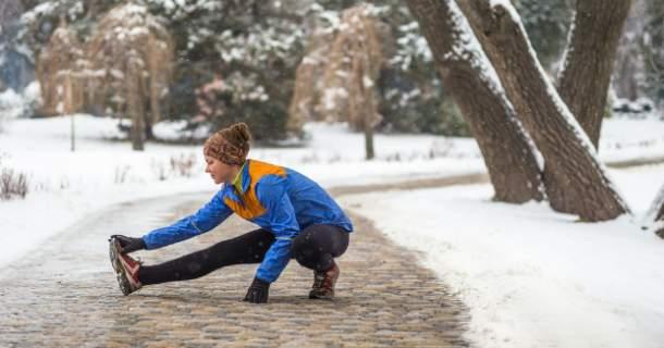 Ako prispôsobiť kardio tréning zimnému obdobiu?
