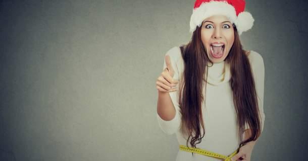 Schudnite radšej pred Vianocami ako po nich