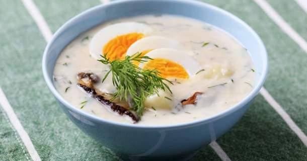 Juhočeská kulajda - polievka, ktorá zasýti