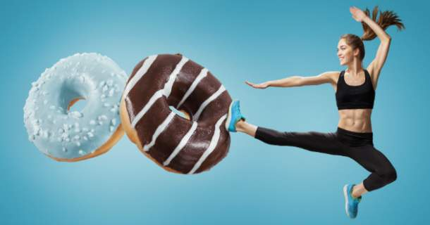 Cukor a športovanie – aká je pravda? 2. časť