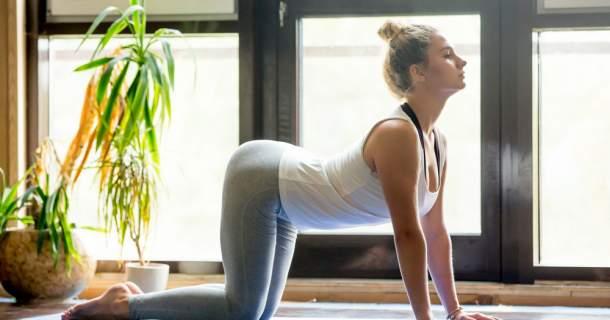 Najlepšie cviky, aby vás nebolel chrbát