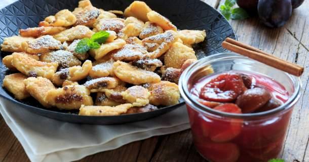 Trhanec - sladké jedlo, na ktorom si pochutnáte