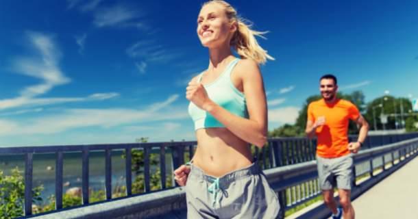 8 rád, ako trénovať v letných horúčavách