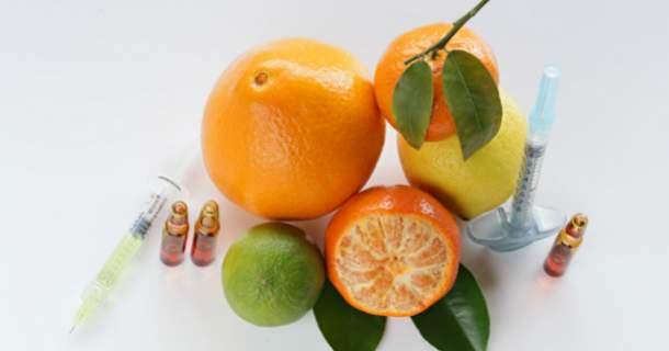 Vitamín C verzus mäso - ako spolu súvisia?