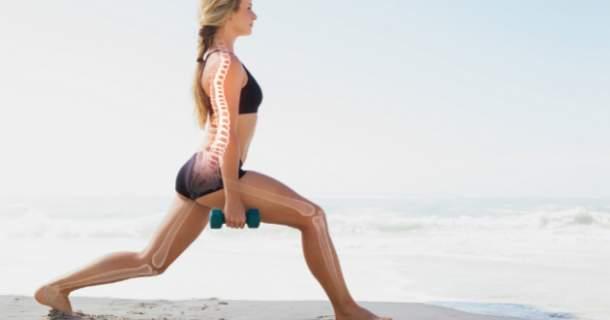 Štruktúra tela – aký je optimálny podiel vody a kostí? (2. časť)