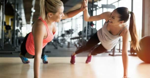 7 výhod pravidelného cvičenia