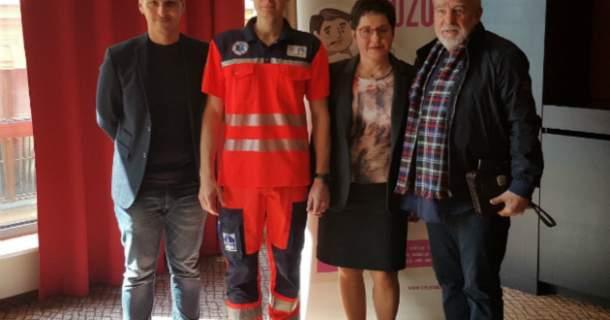 Prežil cievnu porážku, teraz pomáha druhým: rozhovor s Richardom Fidesom