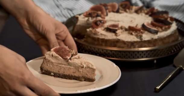 Videorecept: gaštanovo-likérový cheesecake