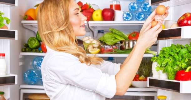 Ako skladovať potraviny v chladničke. 13 tipov.