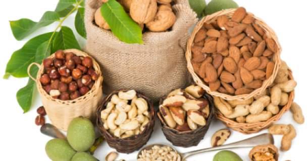 Týchto 6 druhov orechov by ste mali zaradiť do svojho jedálnička!